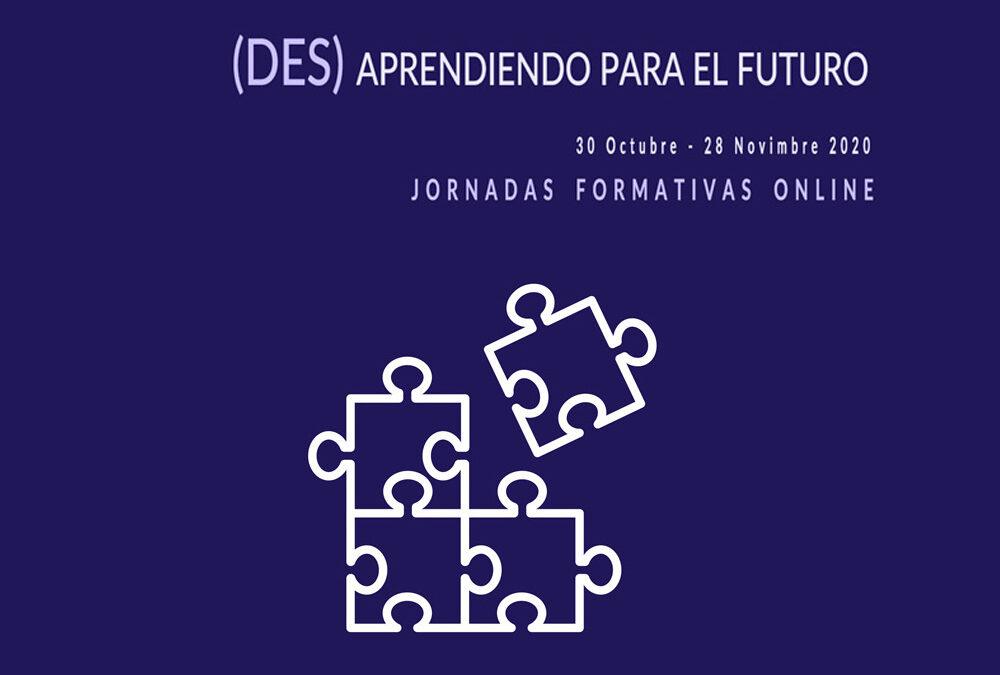 (Des) aprendiendo para el futuro Jornadas formativas online ANEF – Barcelona 2020